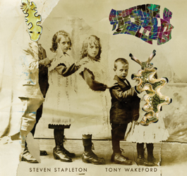 Steven Stapleton / Tony Wakeford - Revenge of the Selfish Shellfish CD - Robot Records